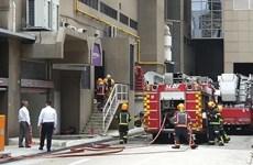 Singapore: Khách sạn xảy ra cháy nổ, khoảng 1.000 người phải sơ tán