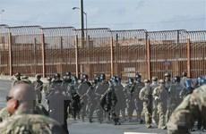 Hạ viện Mỹ chính thức thông qua dự luật an ninh biên giới