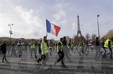 """Pháp: Biểu tình """"Áo vàng"""" bước sang tuần thứ 14 liên tiếp"""