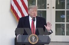 Tổng thống Trump đánh giá tích cực đàm phán thương mại Mỹ-Trung