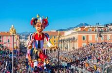 [Video] Rực rỡ lễ hội Carnival ở Pháp, hàng chục nghìn người tham gia