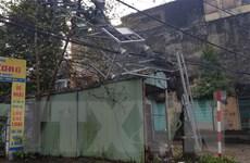 Thái Nguyên thiệt hại gần 14 tỷ đồng do mưa dông và lốc