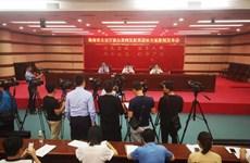 Trung Quốc: Triệt phá băng tội phạm lớn nhất lịch sử ở Hải Nam