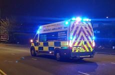 Hai xe cấp cứu va chạm xe tải, ít nhất 6 người thiệt mạng