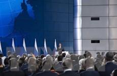 Ông Putin tuyên bố đáp trả hoạt động triển khai tên lửa tại châu Âu