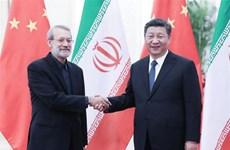Trung Quốc khẳng định mong muốn tăng cường quan hệ với Iran
