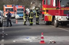 Một người tự thiêu trong cuộc biểu tình ủng hộ PKK tại Đức