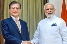 Hàn Quốc-Ấn Độ lên kế hoạch tổ chức hội nghị thượng đỉnh song phương