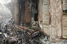Vụ hỏa hoạn tại Bangladesh: Thương vong hầu hết là phụ nữ và trẻ em