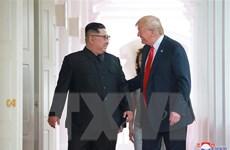 Tổng thống Mỹ lạc quan về cuộc gặp thượng đỉnh sắp tới với Triều Tiên