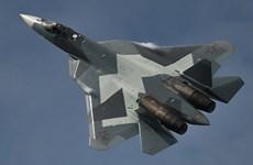 Nga sẵn sàng nối lại hợp tác với Ấn Độ về dự án chiến đấu cơ Su-57