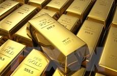 Giá vàng thị trường thế giới rời khỏi mức cao nhất trong 10 tháng