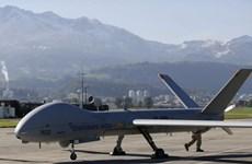 Israel bán 50 máy bay quân sự không người lái Heron cho Ấn Độ