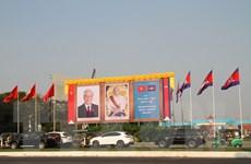 Tổng Bí thư, Chủ tịch nước kết thúc tốt đẹp chuyến thăm Lào, Campuchia