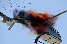 Rơi máy bay trực thăng ở Nepal, một Bộ trưởng thiệt mạng
