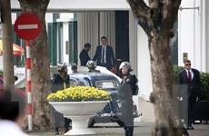 Khách sạn nơi lãnh đạo Mỹ-Triều gặp nhau 'lên sóng' báo chí quốc tế