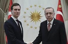 Mỹ tiếp tục tìm cách tái khẳng định chính sách Trung Đông