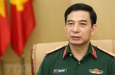Đoàn đại biểu Quân sự cấp cao Quân đội Việt Nam thăm Singapore