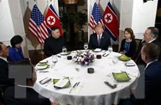 Bữa tiệc tối giữa Tổng thống Donald Trump và Chủ tịch Kim Jong-un