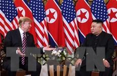 [Video] Cuộc gặp riêng đầu tiên dài 20 phút giữa lãnh đạo Mỹ-Triều