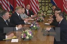 Nhà Trắng thông tin về đề nghị dỡ bỏ trừng phạt của Triều Tiên