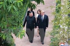 KCNA: Mỹ và Triều Tiên sẽ tiếp tục các cuộc đối thoại mới