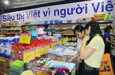 Cuộc đua chinh phục người tiêu dùng: Sức vươn thương hiệu Việt