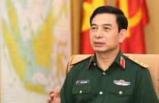 Đoàn đại biểu quân sự cấp cao Quân đội Nhân dân Việt Nam thăm Nhật Bản