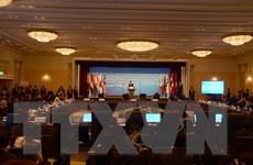 Chính thức khai mạc cuộc họp cấp bộ trưởng RCEP tại Campuchia