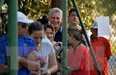 Cuba công bố kết quả chính thức cuộc trưng cầu dân ý Hiến pháp mới