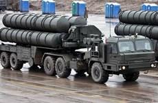 Nga bổ sung hệ thống tên lửa phòng không S-400 'Triumph'