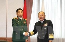 Hợp tác quốc phòng Việt-Nhật ngày càng mở rộng, có hiệu quả thực chất