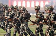 Ấn Độ-Bangladesh diễn tập chống khủng bố và phiến quân chung