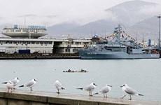 Nga và Thổ Nhĩ Kỳ tổ chức diễn tập hải quân chung ở Biển Đen