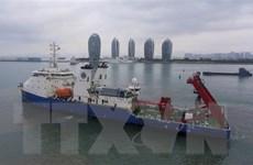 [Video] Tàu lặn mới Trung Quốc hoàn thành chuyến thám hiểm đầu tiên