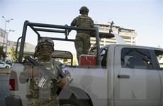 Quốc hội Mexico thông qua việc thành lập lực lượng Vệ binh quốc gia