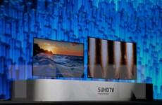 Các công ty Hàn Quốc tiếp tục dẫn đầu thị trường màn hình toàn cầu