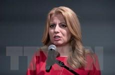 Bà Caputova có lợi thế tại vòng 2 cuộc bầu cử tổng thống Slovakia