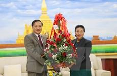 ĐSQ Việt Nam chúc mừng Ngày thành lập Đảng nhân dân cách mạng Lào