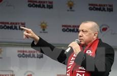 Thổ Nhĩ Kỳ: Phát biểu của Tổng thống Erdogan bị hiểu nhầm