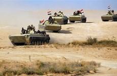 Quân đội Iraq đặt trong tình trạng báo động cao tại biên giới Syria