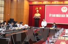 Chủ tịch UBND tỉnh Thái Bình phê bình nhà đầu tư BOT cầu Thái Hà