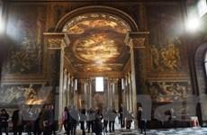 """Kiệt tác """"Phòng Bích họa"""" của nước Anh mở cửa đón du khách trở lại"""