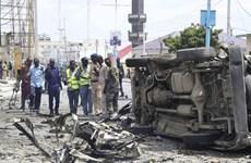 Nổ lớn liên tiếp tại thủ đô của Somalia, chưa rõ con số thương vong