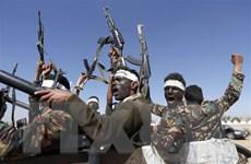 Yemen: Liên quân Arab không kích các doanh trại của Houthi