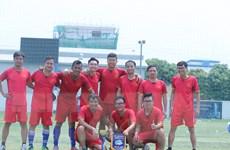 Việt Nam giành chức vô địch Futsal Hữu nghị hợp tác Mekong-Lan Thương