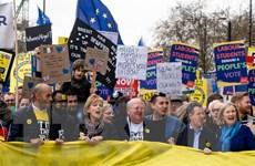 Hơn 1 triệu người biểu tình phản đối Brexit và yêu cầu bà May từ chức