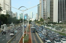 Trung tâm điều hành thông minh - giải pháp hỗ trợ giao thông ở Jakarta