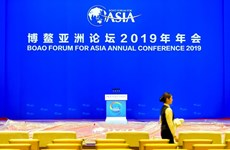 Hơn 2.000 đại biểu tham dự Diễn đàn châu Á Bác Ngao 2019