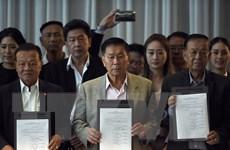 Thái Lan: Cảnh báo các chính trị gia không được gây hỗn loạn